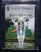 Medium Golf Tee Cigar/Cigarette Holders